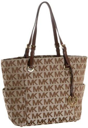 http://www.amazon.com/exec/obidos/ASIN/B007TBHQQO/pinsite-20 MICHAEL KORS MK Logo Jet Set E/W Satchel Womens Handbag Best Price Free Shipping !!! OnLy 167.99$