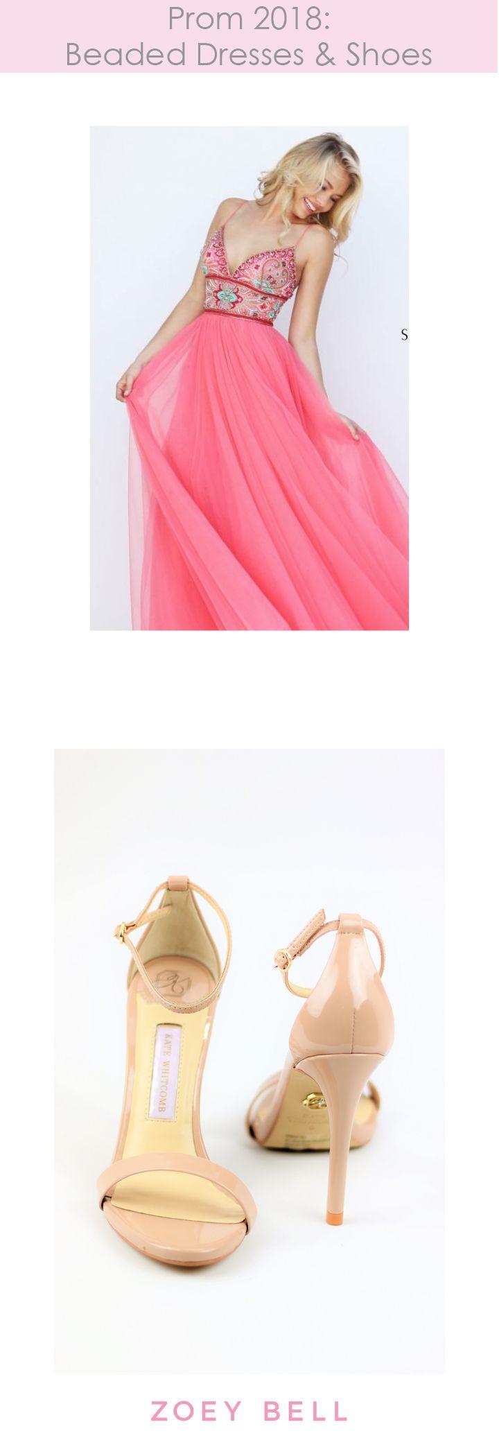 Prom 2018, prom shoes, prom heel, prom flats, flats, flat shoes ...