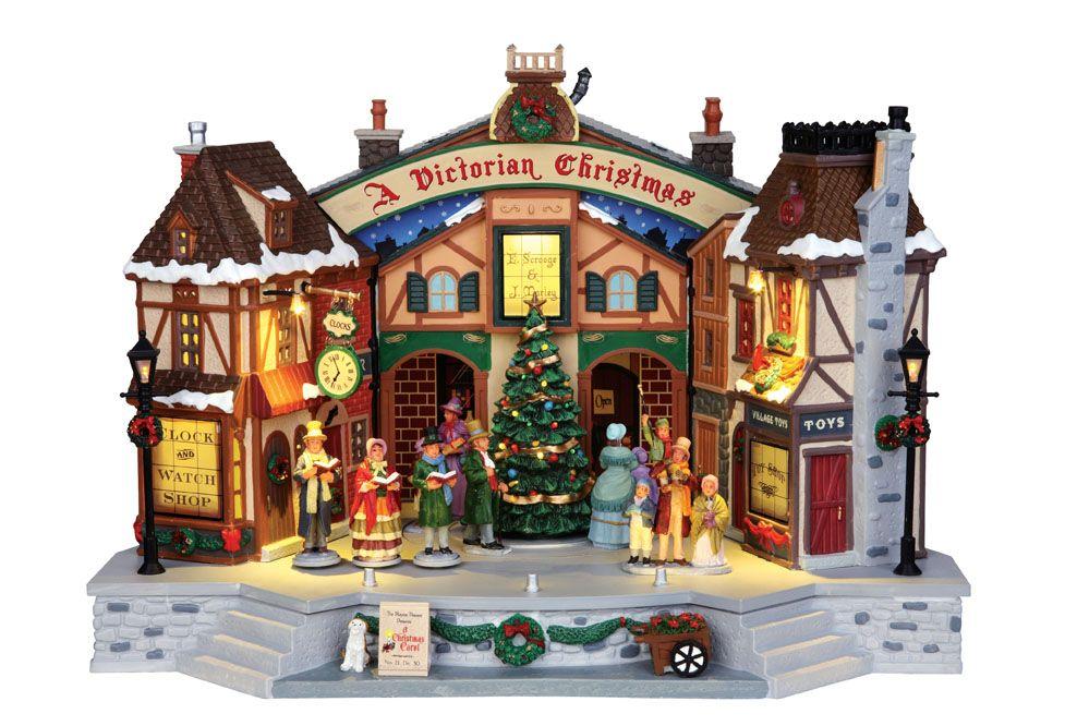 A Christmas Carol Play 2014 CADDINGTON sights and Sounds