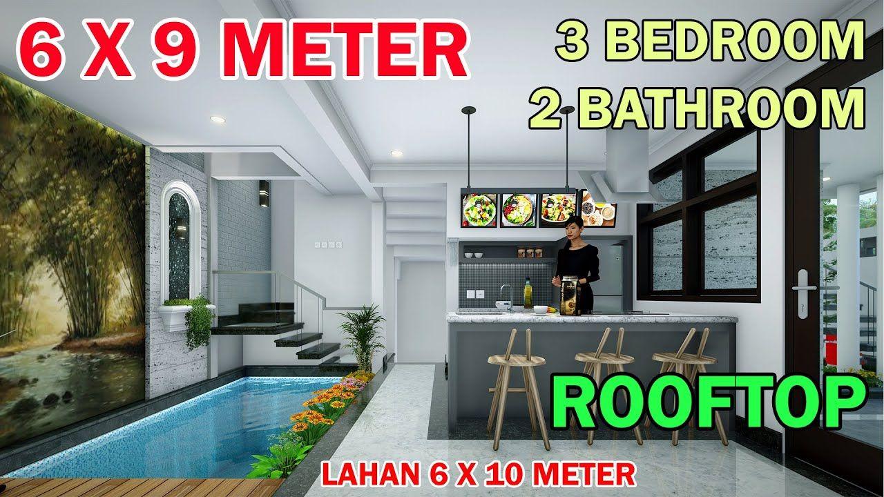 Youtube My House Plans Split Level House 3 Room House Plan