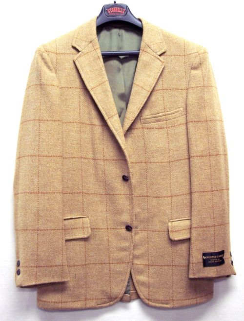 825e683d7d5 O'Connell's Ivy League jacket | Menswear in 2019 | Tweed, Tweed run ...