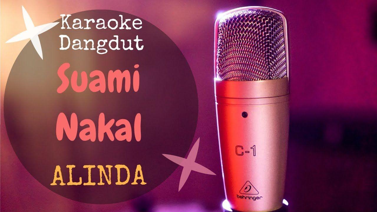 Karaoke dangdut Koplo Suami Nakal Alinda Cover