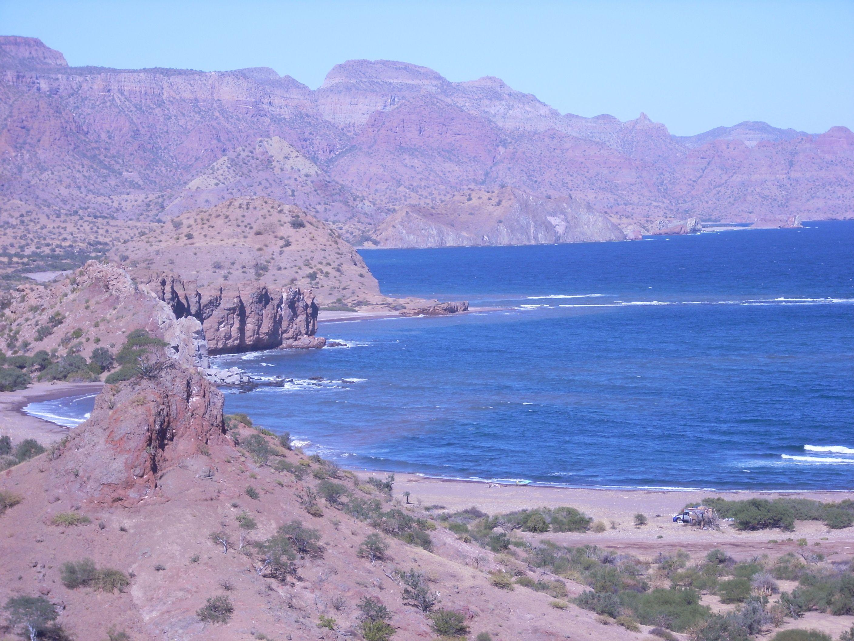 Beach Camping In Mexico S Baja California Beach Camping Baja California And Camping
