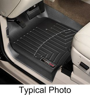 Weathertech Floor Liners Accurately And Completely Line The