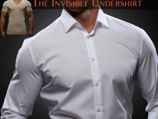 What could be better than a comfortable undershirt that you can ...