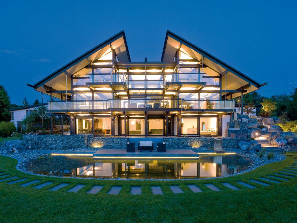 Ruf Fertighaus huf house 5 huf haus architecture house