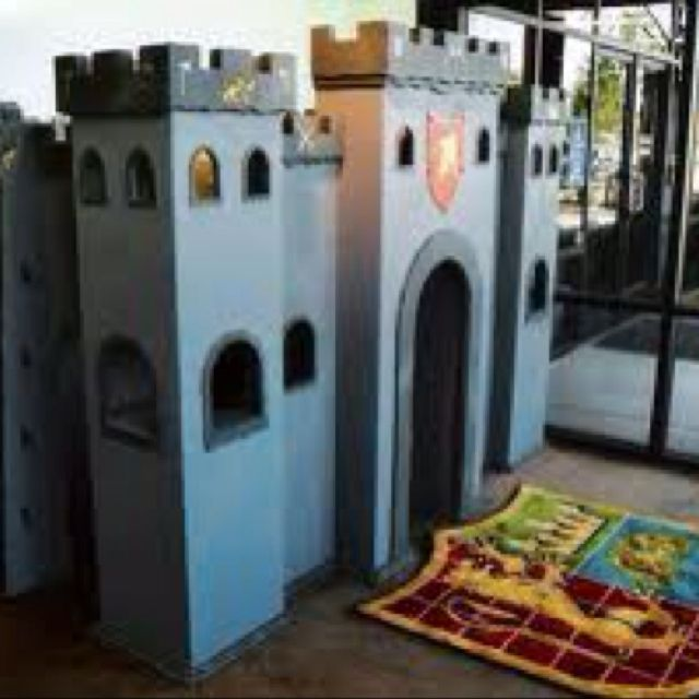 Harry Potter Castle Bunk Bed Castle Bedroom