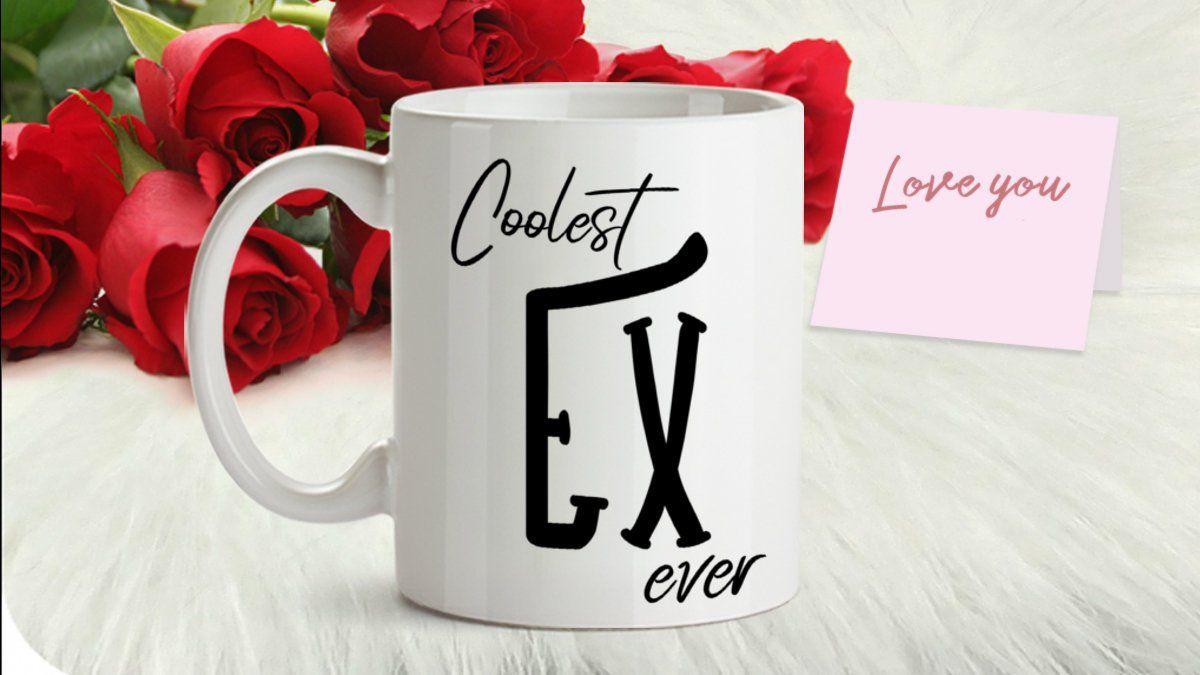 Coolest ex ever mug best ex ever coffee mug ex to be