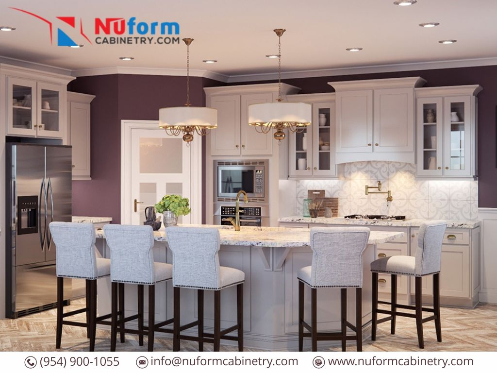 Nuform cabinetry makes your kitchen modern. We provide you ...