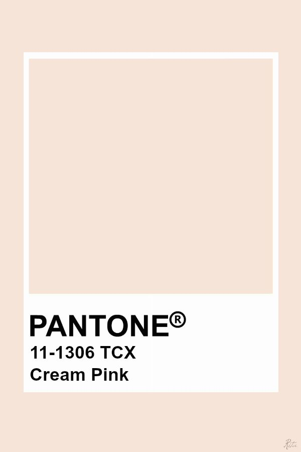 pantone cream pink colour in 2018 pinterest pantone color pink and pantone. Black Bedroom Furniture Sets. Home Design Ideas