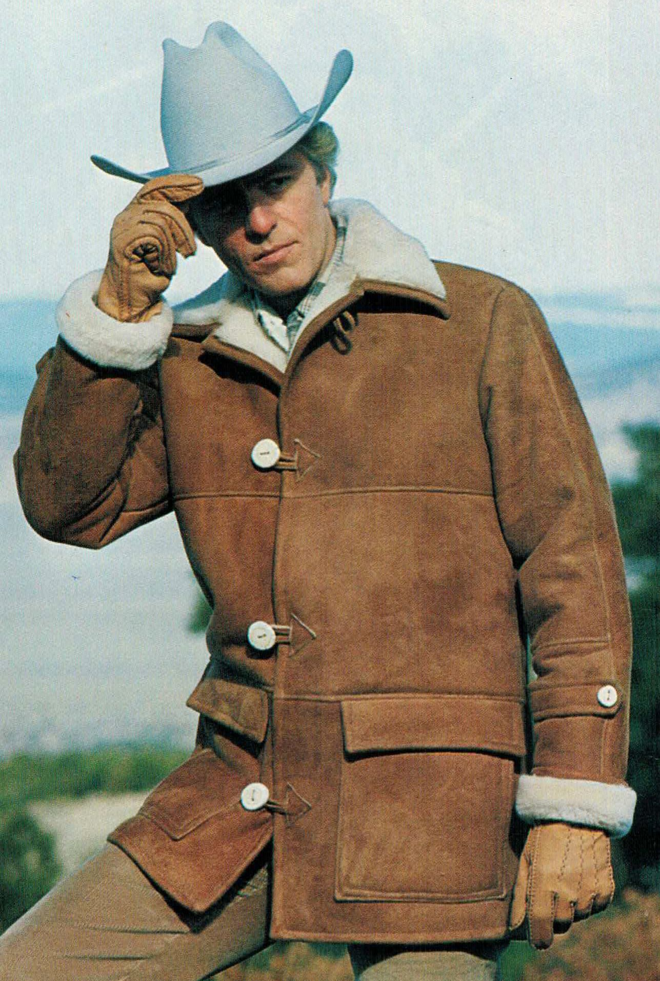 1982 The Rancher, Overland's traditional Western coat
