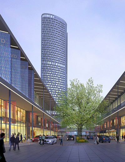 Image result for Ritz Carlton BLVD Place Houston