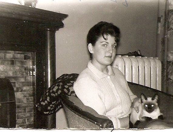 Mom and Yogi