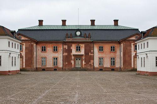 Övedskloster by Håkan Dahlström