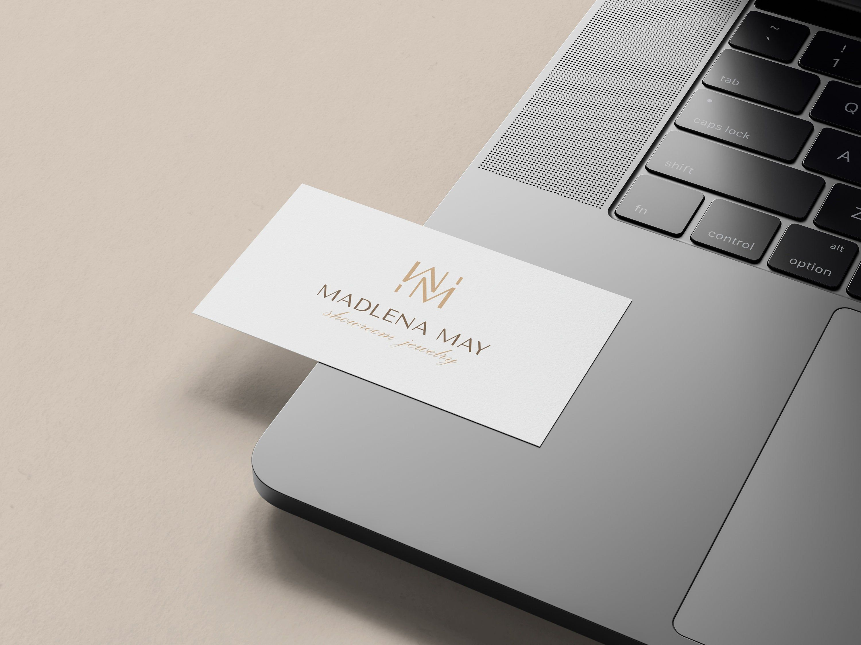 Modern abstract brand design. Individual logo design
