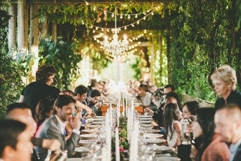 Mari Toni + Tal's Vegan u.b.c Botanical Garden Wedding ...
