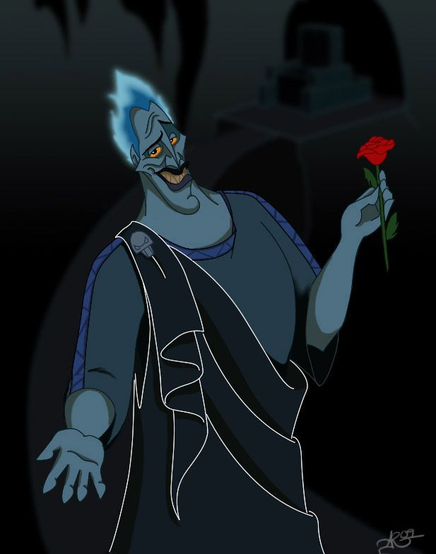 Hey guys, Here's another Disney Hades x Reader for you  I