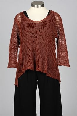 4d37d8c1663 jwa NATURE - Sweater - Rust   Spring/Summer Sweaters   Summer ...