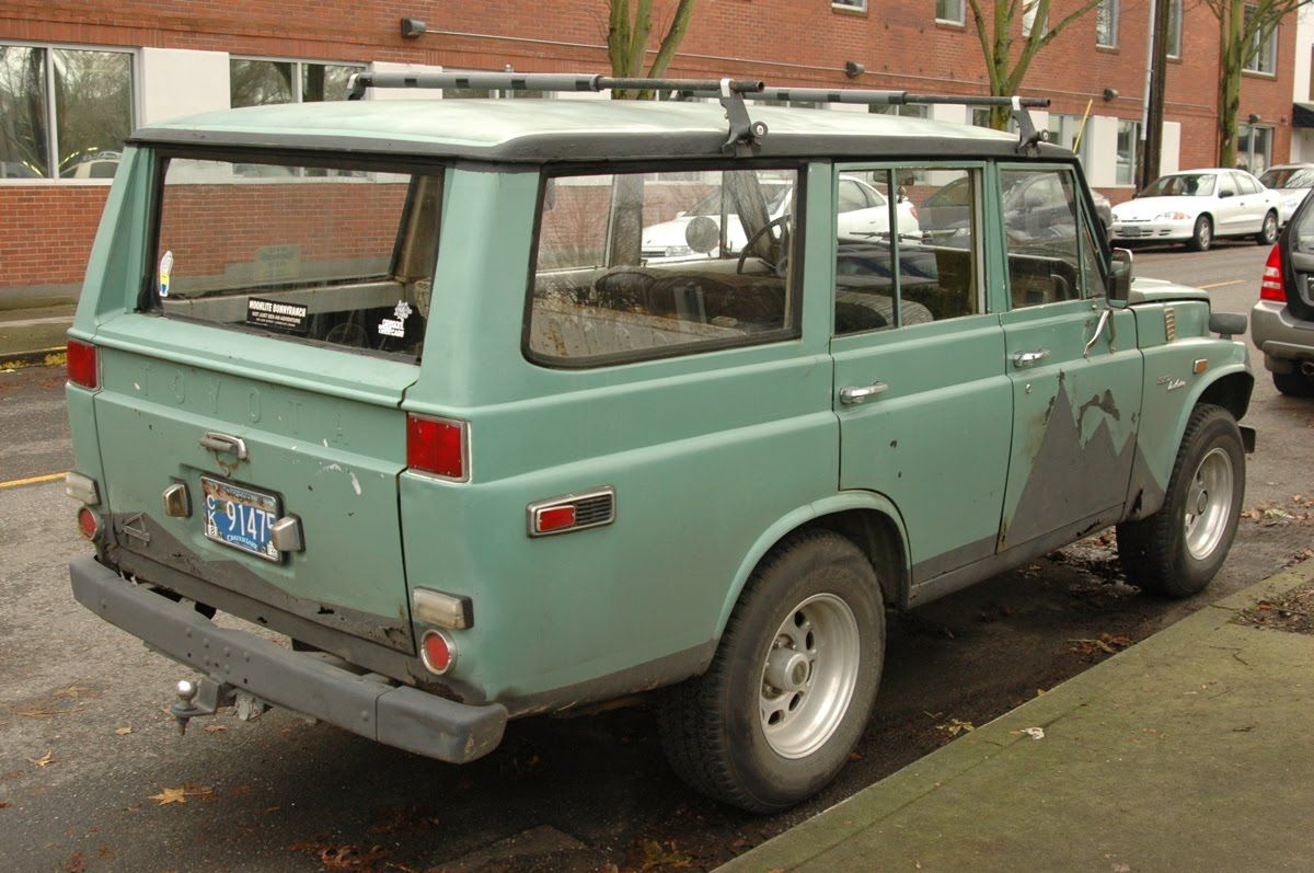 Maybetomorrow Four By Pinterest Land Cruiser Toyota And 1973