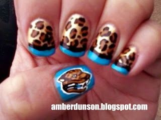 Jaxonville jaguars nails nail art jacksonville jaguars how jaxonville jaguars nails nail art jacksonville jaguars how cuteeeee prinsesfo Choice Image