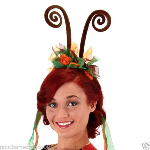 CURLY BUG ANTENNA HEADBAND