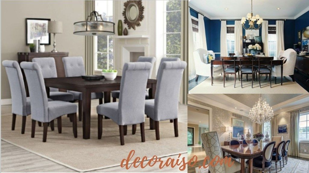 34 Best Formal Dining Room Sets for 8 - decoraiso.com | New ...