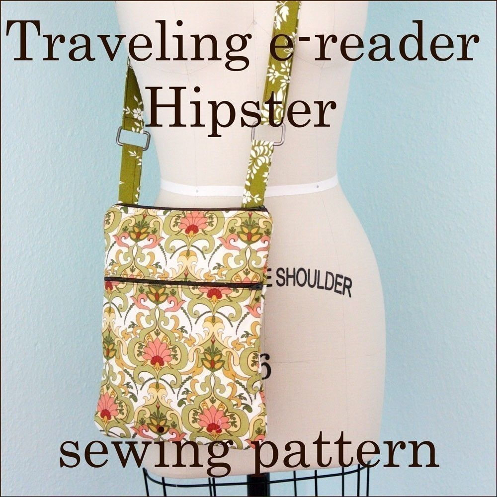 Traveling e reader hipster pdf sewing pattern 600 via etsy traveling e reader hipster pdf sewing pattern 600 via etsy jeuxipadfo Image collections