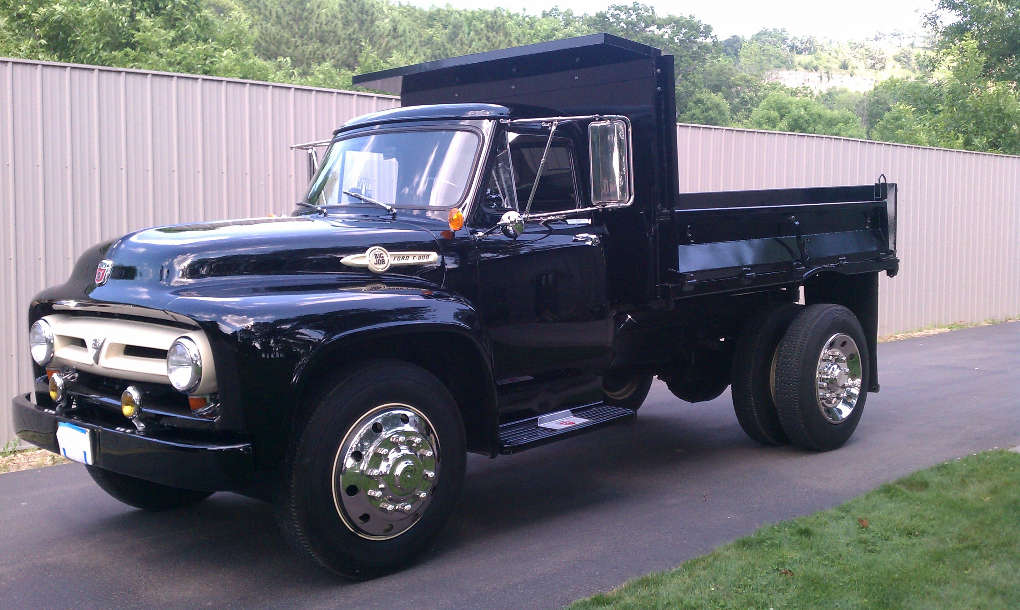hight resolution of anniversary issued ford dump truck www billsbay com