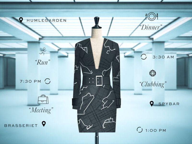もうコーディネートはGoogleが決めてくれる毎日の行動がそのままデザインされた自分だけの服値段もまあ買えそう