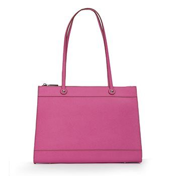 c2e684535337 Hobo Bags│ Handbags, Wallets, Accessories, Estella, pink saffiano ...