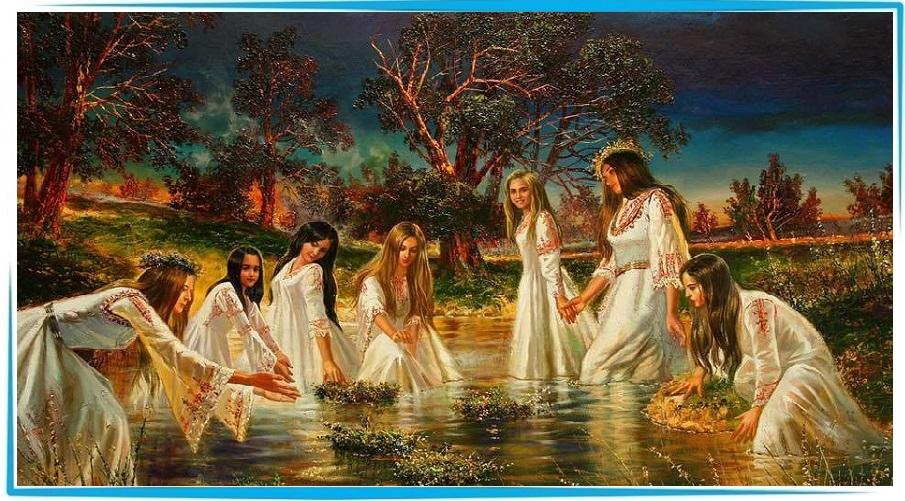 поздравить магия древних фото аграфена хочет собрать десять