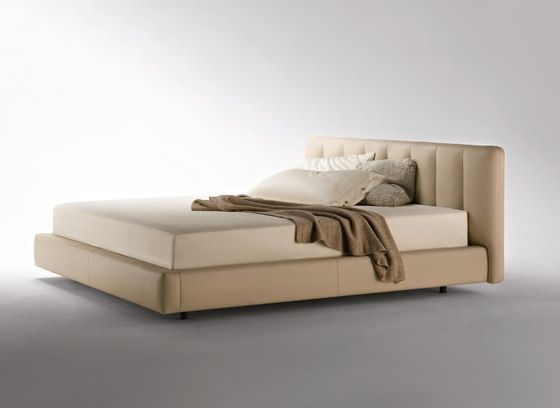 Double beds | Beds and bedroom furniture | Flavia | Poltrona Frau ... Check it out on Architonic