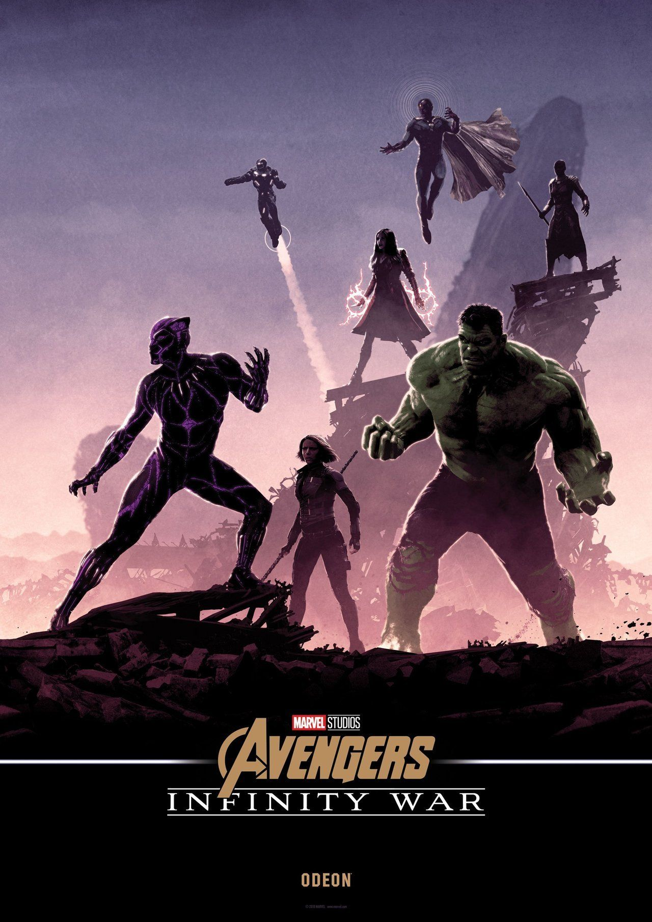 Avengers Infinity War Exclusive Posters By Matt Ferguson Avengers Marvel Posters Avengers Infinity War