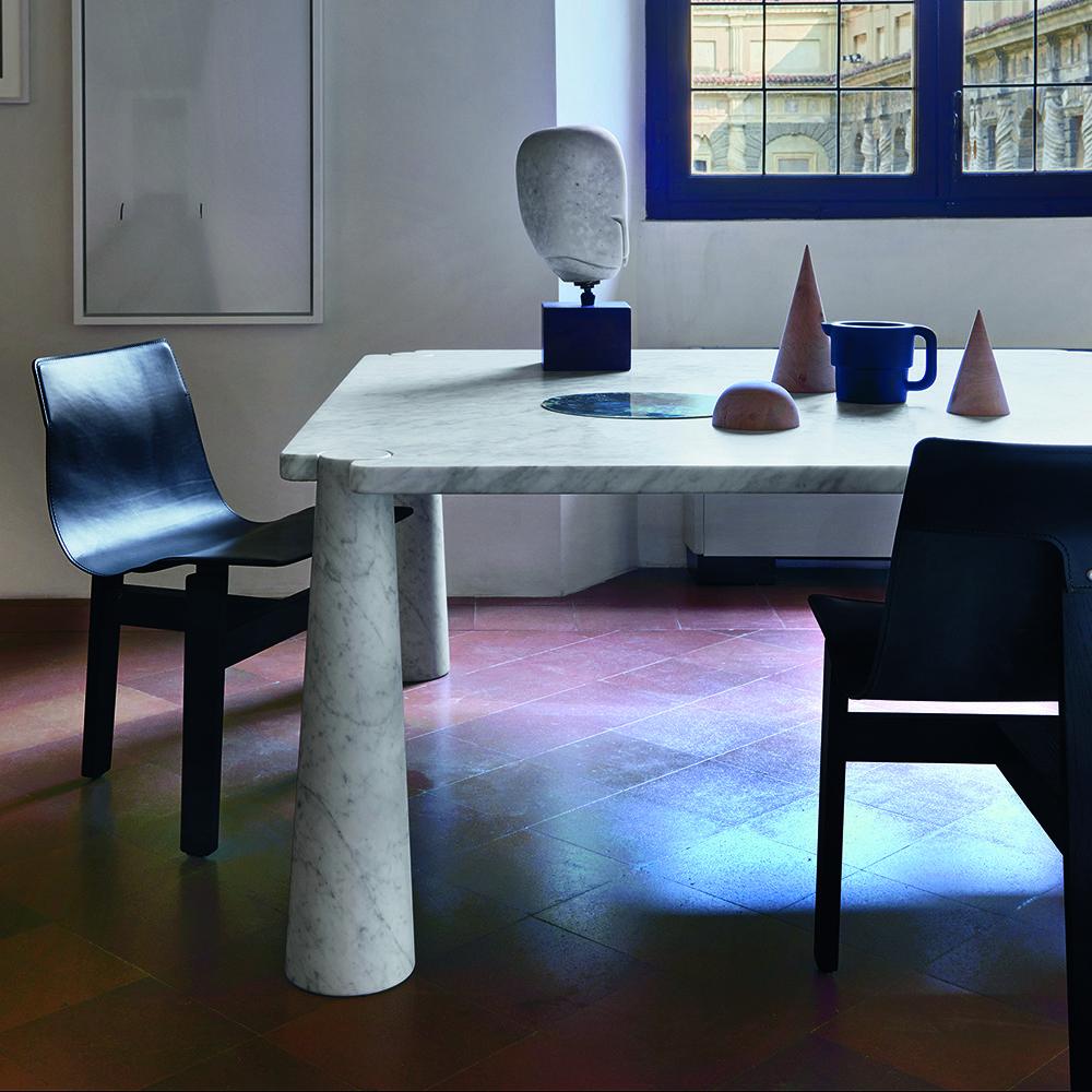 Tre 3 Chair Angelo Mangiarotti Agapecasa Suite Ny Dining