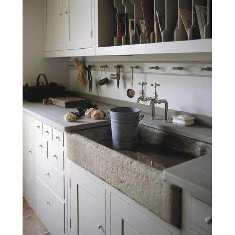 Lavandino da cucina in pietra serena | Kitchen in 2018 | Pinterest ...