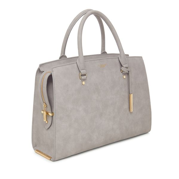 Photo of LaBante London – ' Aricia ' Grau Schultertasche Tote | Avocadostore