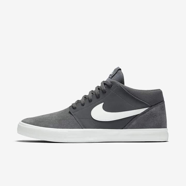 45394d856c7c4e Nike SB Solarsoft Portmore II Mid Men s Skateboarding Shoe ...