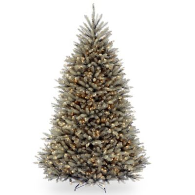 Putting Up And Taking Down The 7 5 Dunhill Blue Fir Christmas Tree By National Tree Is A S Fir Christmas Tree Pre Lit Christmas Tree Artificial Christmas Tree