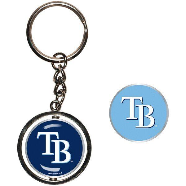 Tampa Bay Rays Spinner Key Ring Tampabayrays Key Rings Tampa Bay Rays Tampa Bay