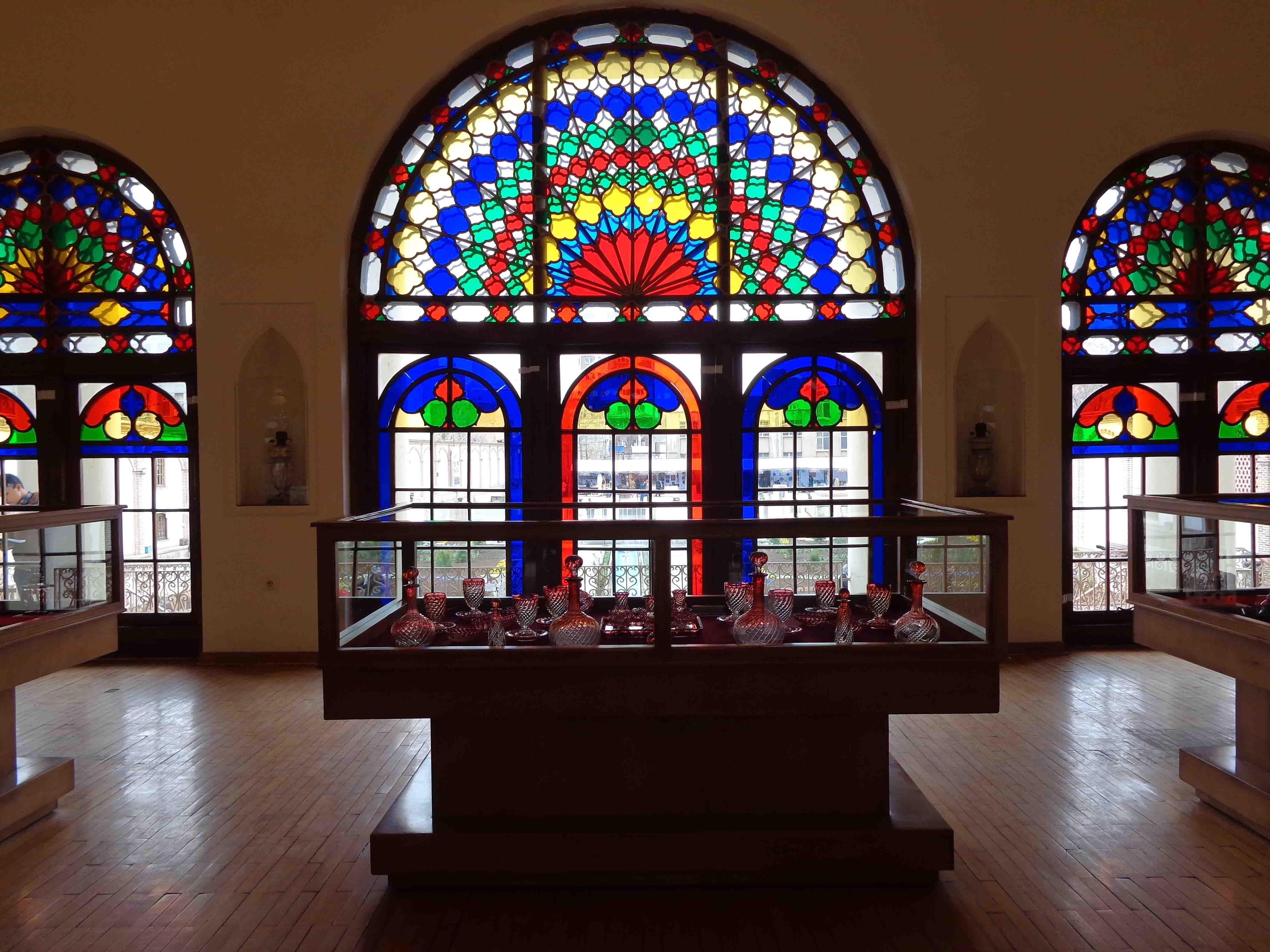 Qajar Museum, Tabriz, IRAN
