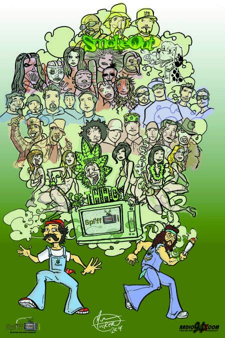 #WeedArt #MarijuanaArt #StonersArt #w33daddict #☠