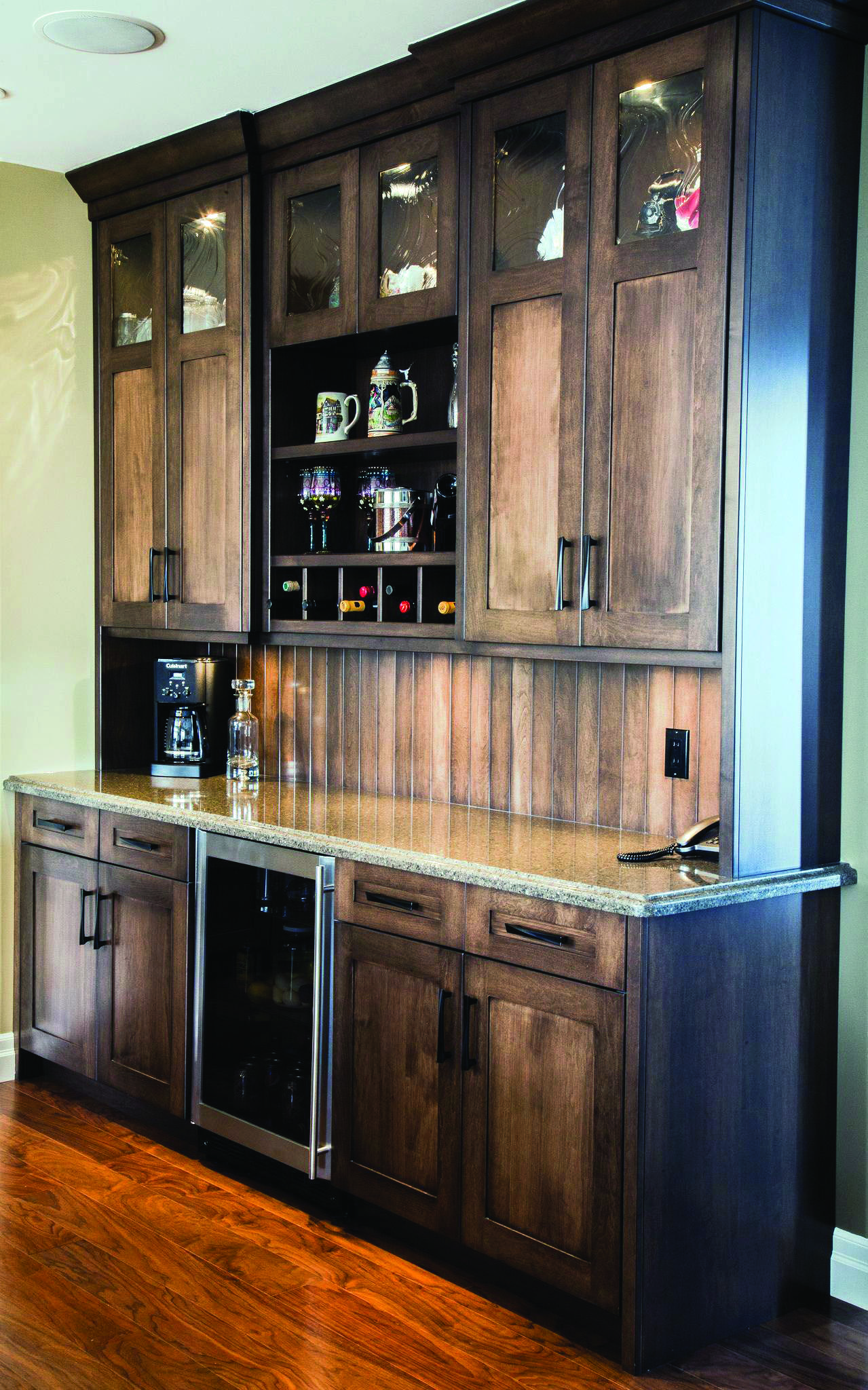 8 Creative Minibar Ideas For Your Home Home Bar Counter Bars For Home Cool Kitchens