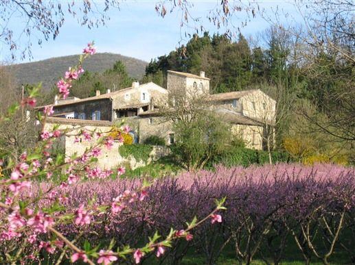 Maison D Hotes Les Fougeres In Mirmande France Vilas