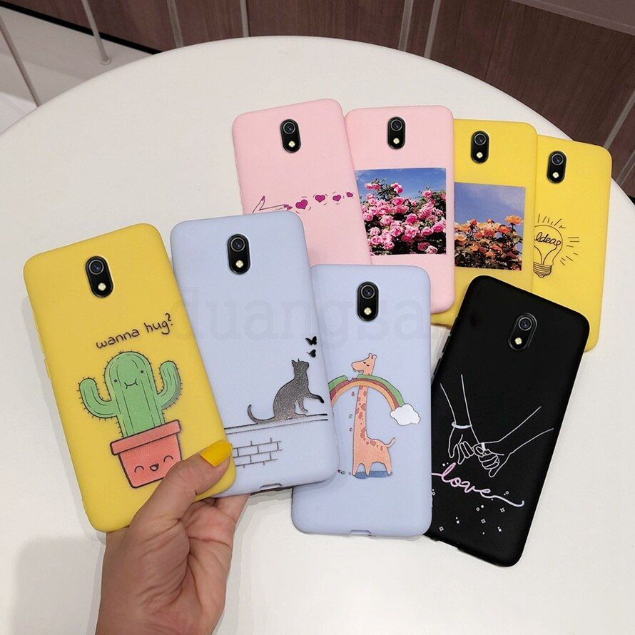 Case For Xiaomi Redmi 8a Case Cover Silicone Phone Case For Xiaomi Redmi 8a Dual Phone Cases Candy Funda For Xiaomi Redmi 8a Pr Phone Cases Case 3d Phone Cases