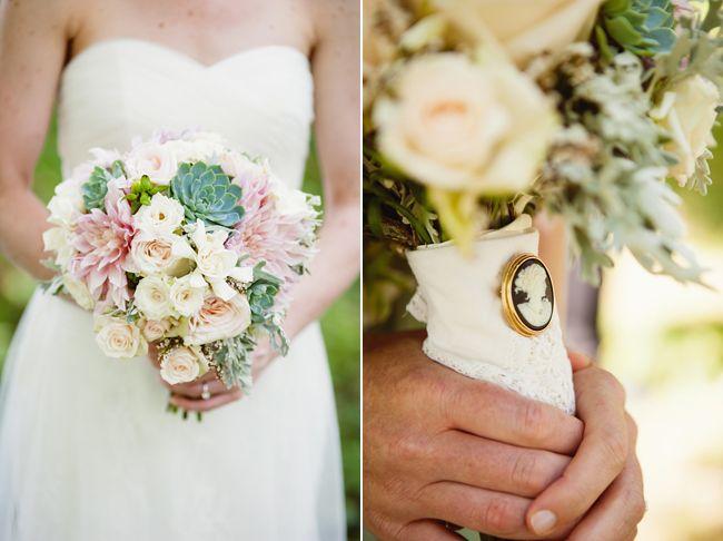 Handmade Succulent Wedding: Heather and Andrew