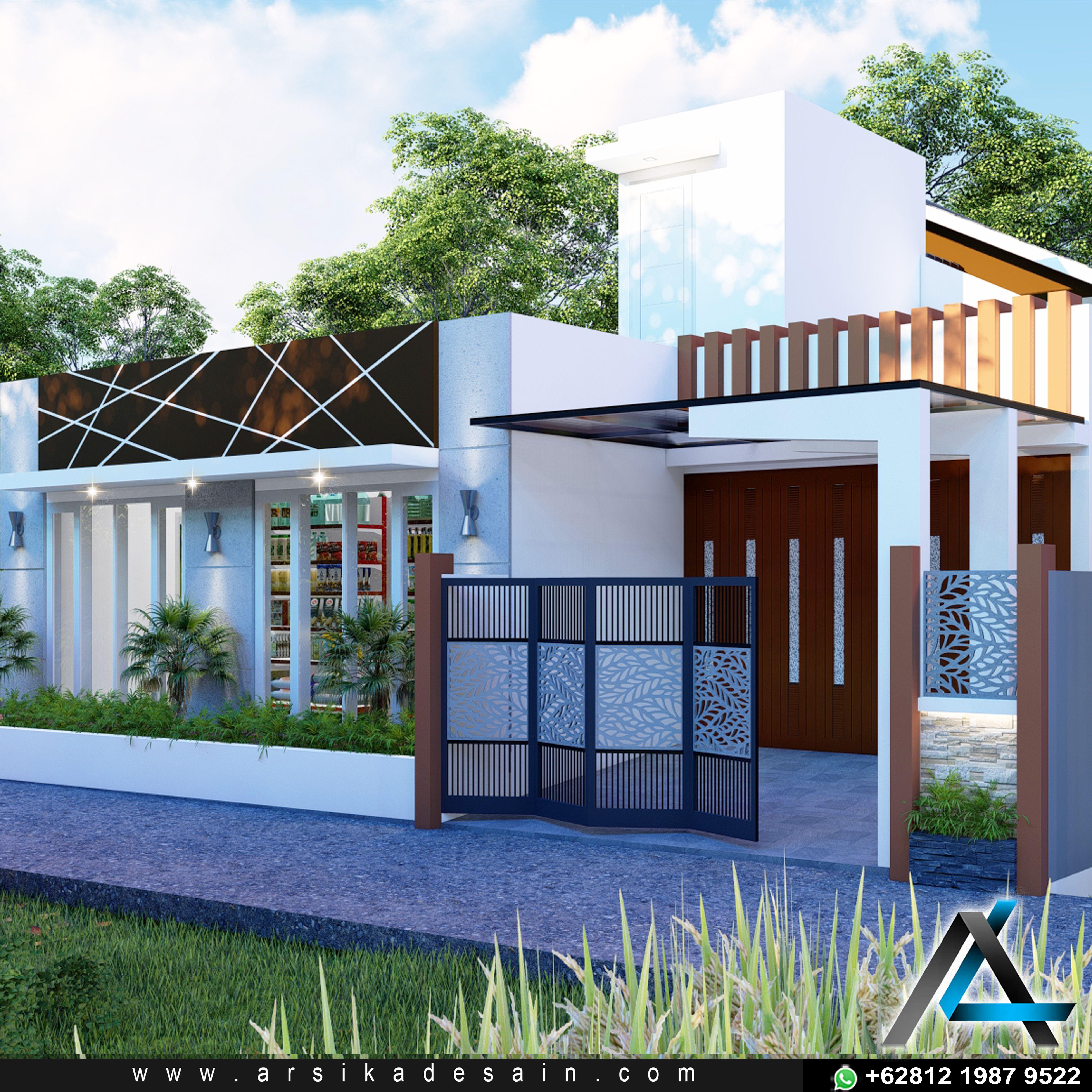 Desain Rumah Minimalis Modern Arsitektur Minimalis Arsitektur Rumah Minimalis