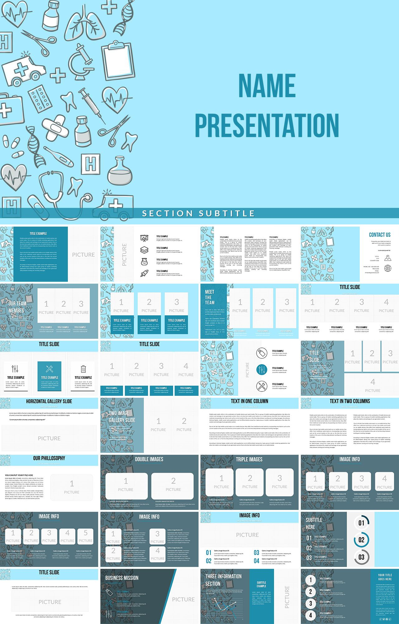 Medical Background Powerpoint Template Imaginelayout Com Background Powerpoint Medical Background Powerpoint Medical Background