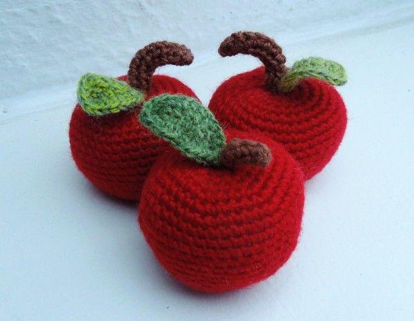 Apfel Häkeln Anleitung My Blog