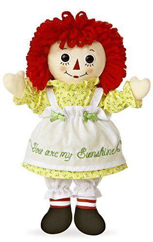Aurora World Raggedy Ann You Are My Sunshine Doll, 10\