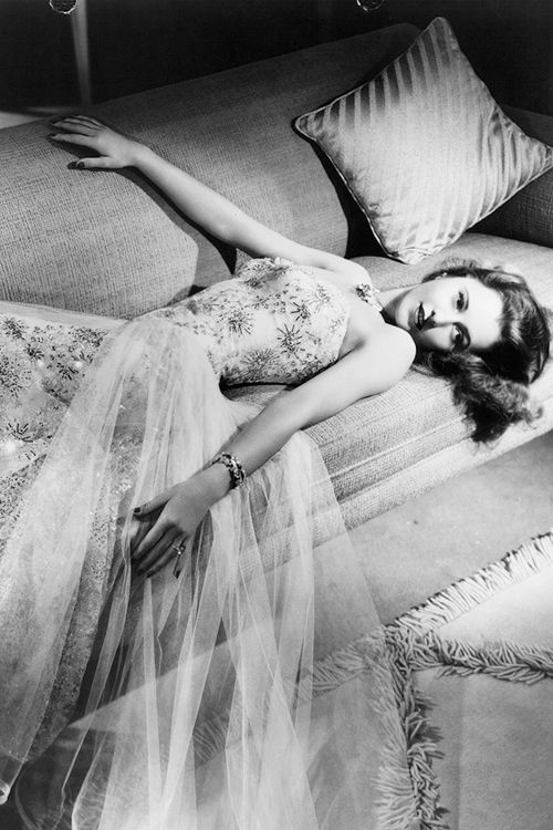 "Barbara Stanwyck publicity shot for ""The Bitter Tea of General Yen"", 1933"